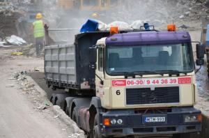 hulladék konténer bérlés budapest