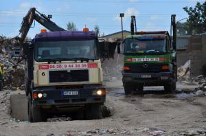 hungarocell hulladék elszállítása budapest